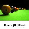 Promotii la biliard in Bowling Strikers Club Suceava.