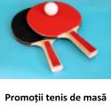 Promotii la tenis de masa in Bowling Strikers Club Suceava.